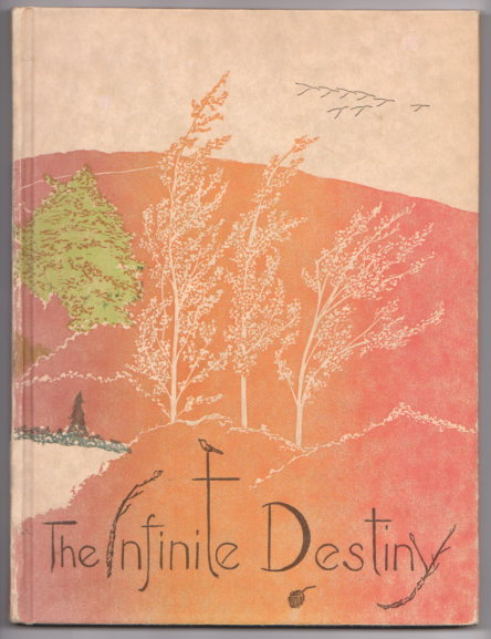 Image for Infinite Destiny, the :  Words and Block Prints (Signed)