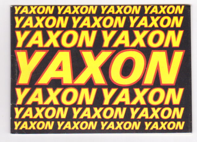 Image for Yaxon Scale 1/43 :  Toy Car Catalogs