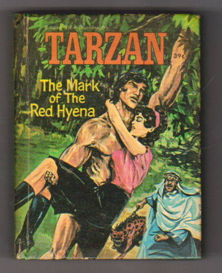 Image for Tarzan :  The Mark of the Red Hyena