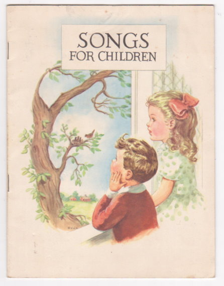 Image for Songs for Children :  Prayer and Praise