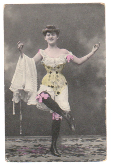 Image for Mrs. Walter in Her Knickers