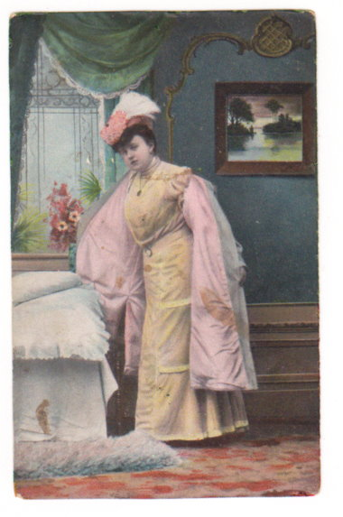 Image for Mrs. Walter in Her Bedroom