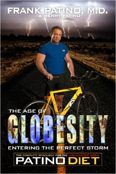Image for Age of Globesity, the :   (Signed) Entering the Perfect Storm, the Complete Resource for the Low Glycemic Index Patino Diet