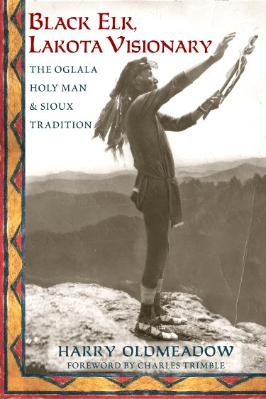 Image for Black Elk, Lakota Visionary :  The Oglala Holy Man and Sioux Tradition