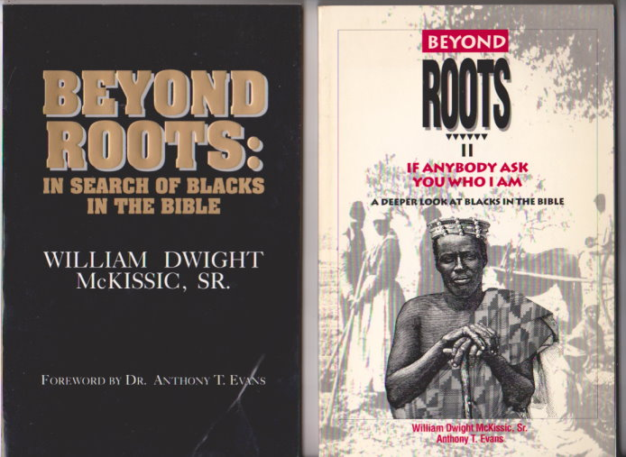 Image for Beyond Roots, in Search of Blacks in the Bible :  And, Beyond Roots 2, if Anybody Ask You Who I Am, a Deeper Look At Blacks in the Bible