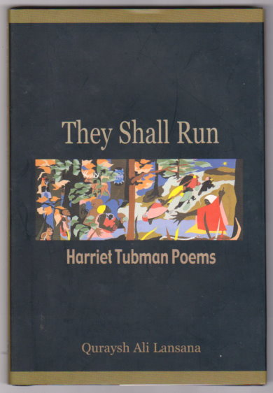 Image for They Shall Run :  Harriet Tubman Poems (Signed)