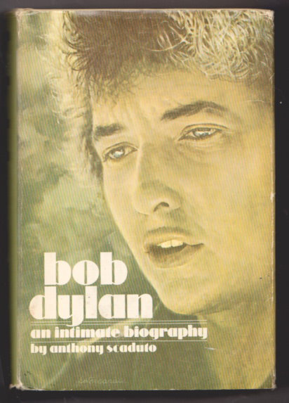 Image for Bob Dylan :  An Intimate Biography