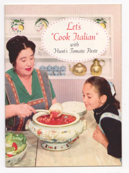 Image for Let's Cook Italian with Hunt's Tomato Paste :  And, Easy One-Dish Meals, And, 21 New Ways to Serve Hamburger