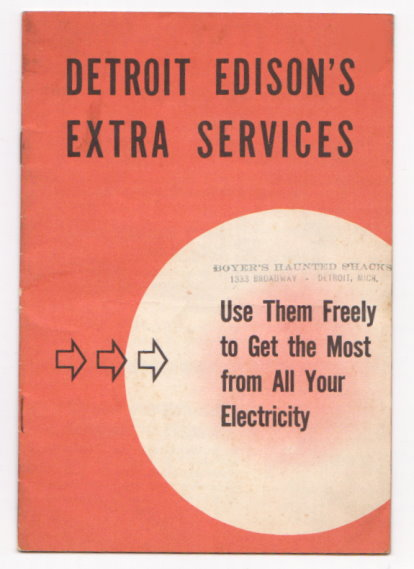 Image for Detroit Edison's Extra Services :  Get Them Freely to Get the Most from all Your Electricity