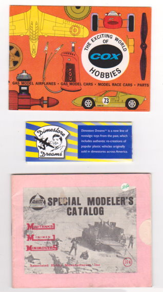 Image for Exciting World of Cox Hobbies, the :  Gas Model Airplanes, Race Cars, Parts