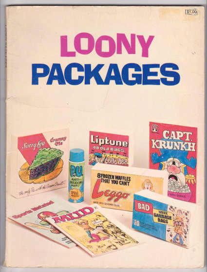 Image for Loony Packages :  Color and Paste Them on the Package or Hang Them as Posters