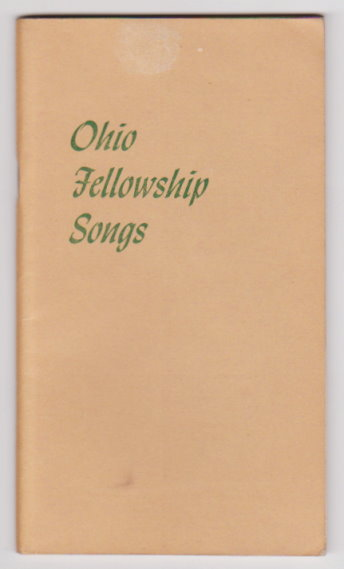 Image for Ohio Fellowship Songs