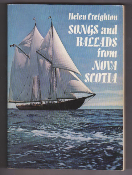 Image for Songs and Ballads from Nova Scotia