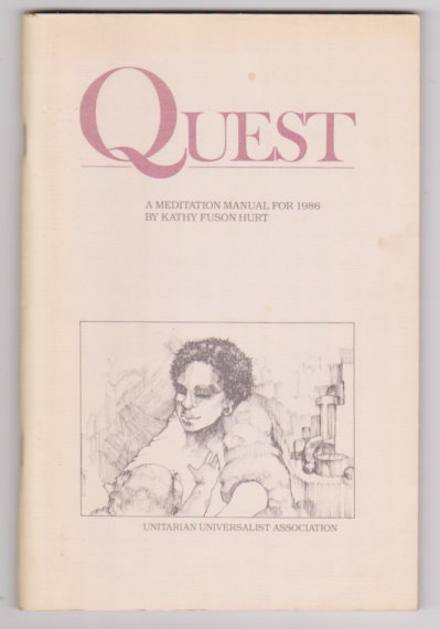 Image for Quest :  A Meditation Manual for 1986