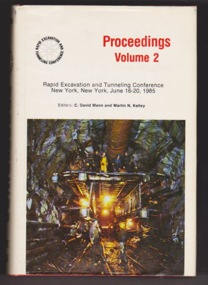 Image for RETC Proceedings, Volume 2 :  Rapid Excavation and Tunneling Conference, 1985