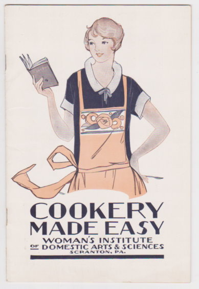 Image for Cookery Made Easy :  Women's Institute of Domestic Arts and Sciences