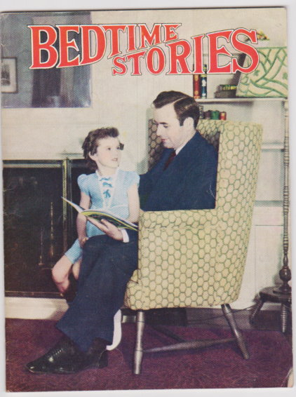 Image for Bedtime Stories, 1940 :  Metropolitan Church Association
