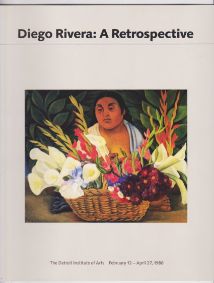Image for Diego Rivera :  A Retrospective, Detroit Institute of Arts Guide Book, 1986