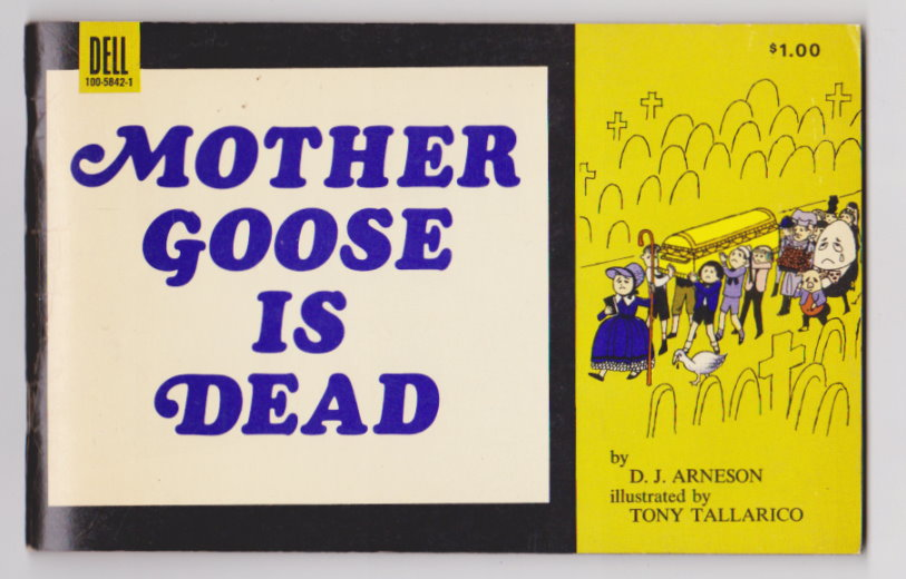 Image for Mother Goose is Dead