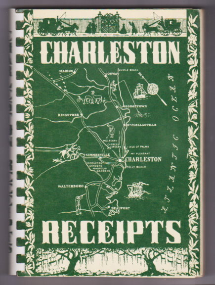 Image for Charleston Receipts :  Junior League of Charleston