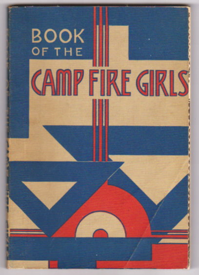 Image for Book of the Camp Fire Girls :  New Edition, 1946