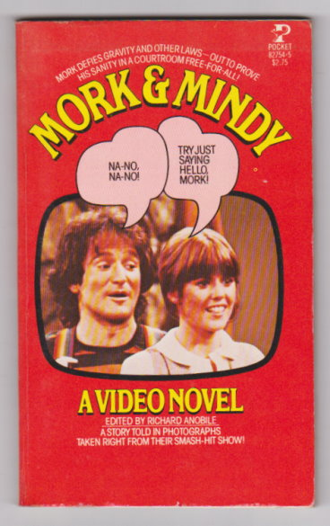 Image for Mork and Mindy :  A Video Novel