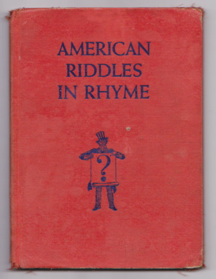 Image for American Riddles in Rhyme