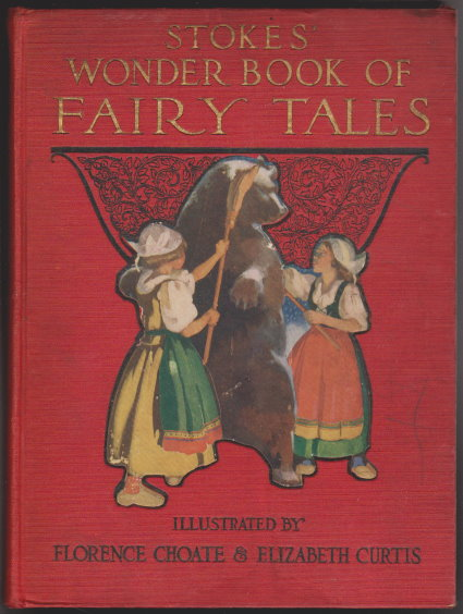 Image for Stokes' Wonder Book of Fairy Tales :  With 24 Illustrations in Color