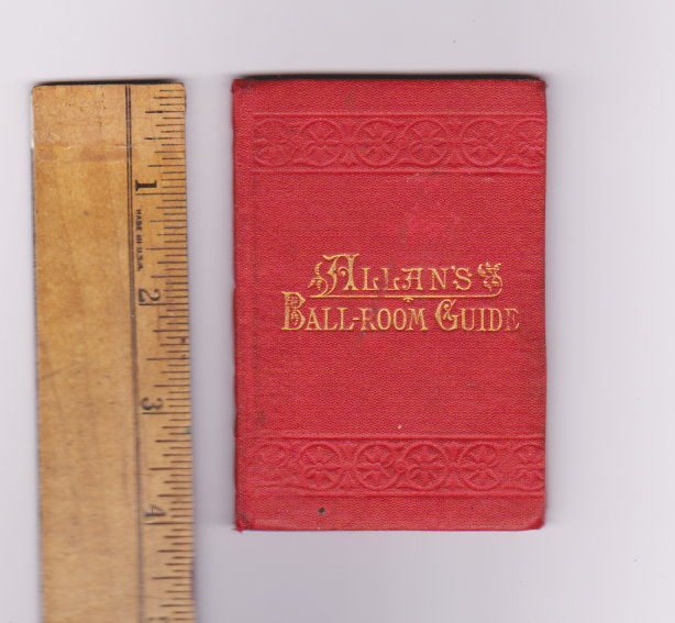 Image for Allan's Ballroom Guide :  Guide to the Ball-Room, with a Few Hints on Drawing-Room Etiquette