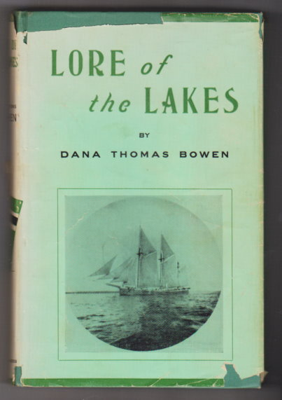 Image for Lore of the Lakes :   (Great Lakes History) Told in Story and Picture