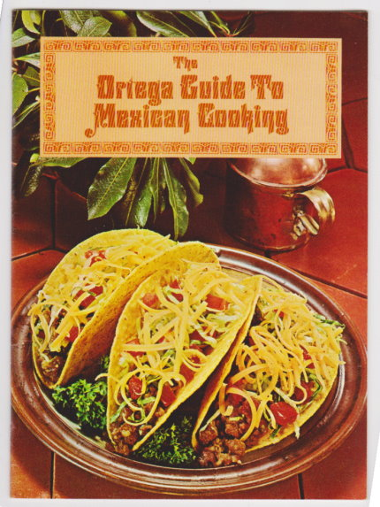 Image for Ortega Guide to Mexican Cooking, The