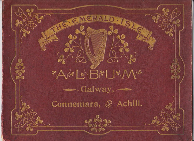 Image for Emerald Isle, the :  West of Ireland, Galway, Connemara and Achill