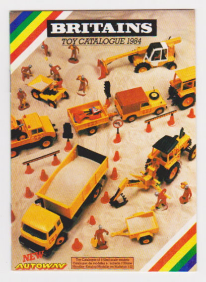 Image for Britains Toy Catalogue