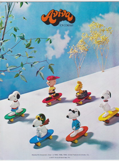 Image for Aviva Toy Company Catalog :  Snoopy, Charlie Brown, Linus, Lucy, and Woodstock Toys