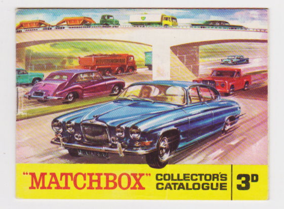 Image for Matchbox Models Collector's Catalogue 1964 :  UK Edition