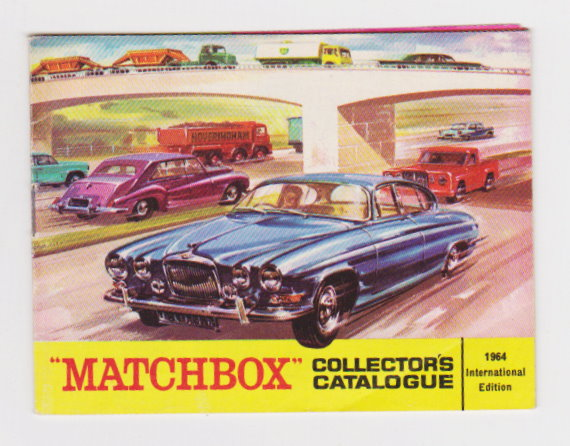Image for Matchbox Models Collector's Catalogue 1964 :  International Edition