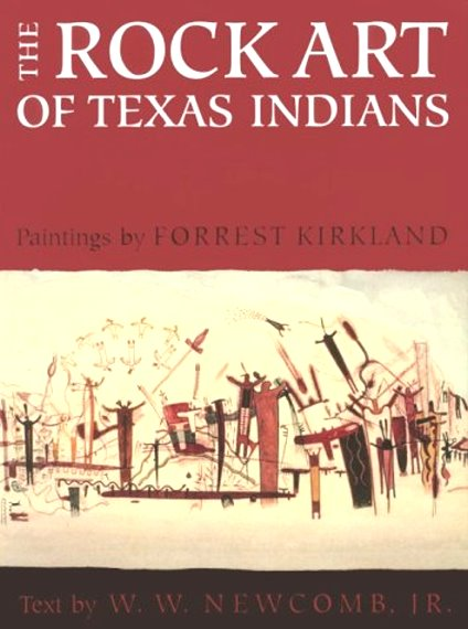 Image for Rock Art of Texas Indians, The