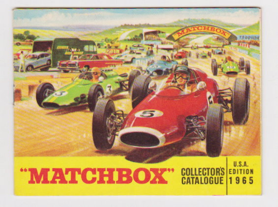 Image for Matchbox Models :  USA Edition 1965