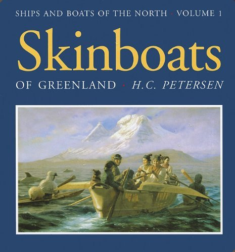 Image for Skinboats of Greenland