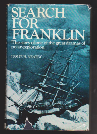 Image for Search for Franklin :  The Story of One of the Great Dramas of Polar Exploration