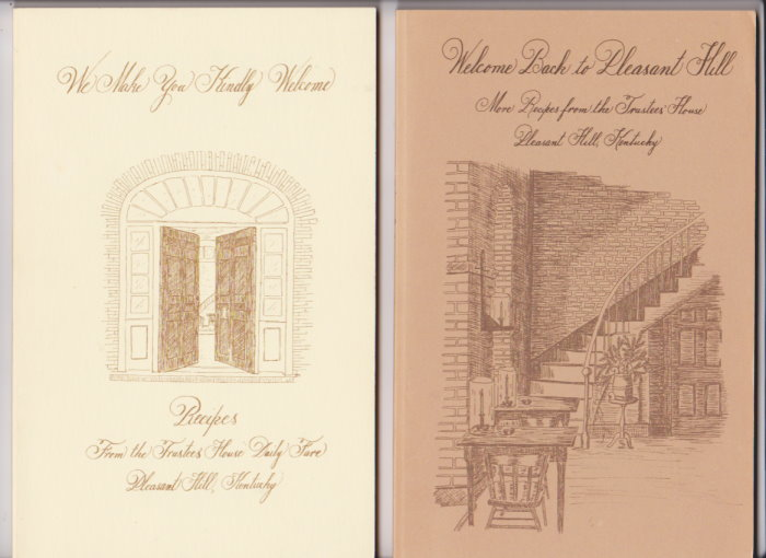 Image for We Make You Kindly Welcome :  Recipes from the Trustees House Daily Fare (Shaker Village)
