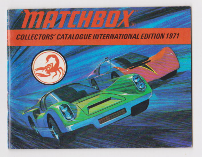 Image for Matchbox Collectors International Catalog :  1971