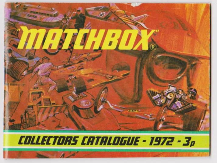 Image for Matchbox Collector's Catalogue :  UK Edition 1972