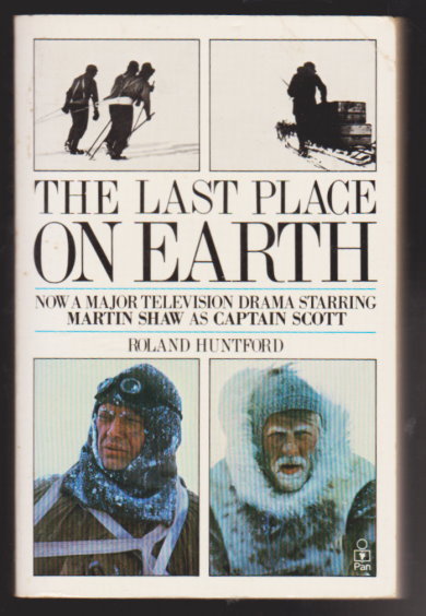 Image for Last Place on Earth, the :  The Race to the South Pole