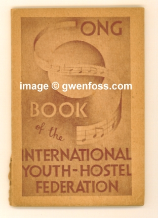 Image for Song Book of the International Youth Hostel Federation :  International Song Book, 1950