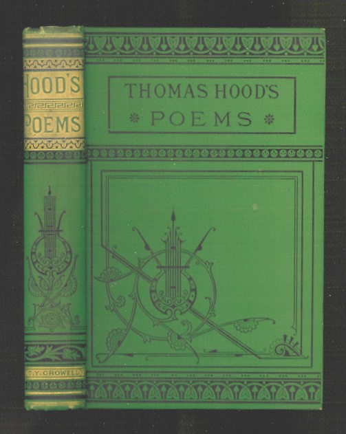 Image for Poetical Works of Thomas Hood, the :  Enlarged and Revised Edition (Humorous and Epic Poems, 1886)
