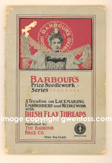 Image for Treatise on Lace Making and Embroidery with Barbour's Irish Flax Thread, A